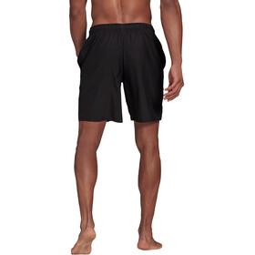 adidas Big Bos CLX Clasic Length Shorts Men, black/shock cyan